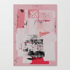 misprint 122 Canvas Print