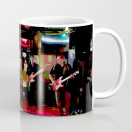 A night with Squad5 Coffee Mug