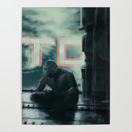 tears in the rain Poster