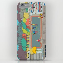 One day in the city - We do the squads? iPhone Case
