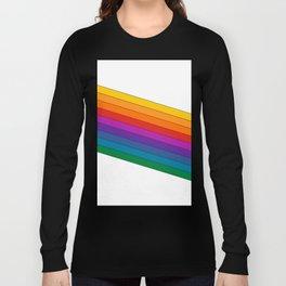 Dream Machine Stripes Long Sleeve T-shirt
