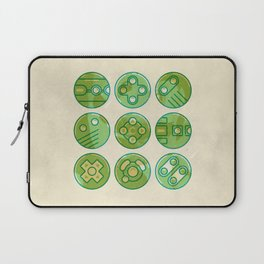 Video Game Controllers Laptop Sleeve