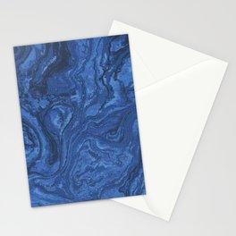 blue lapis Stationery Cards