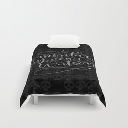 Elementary [With Skull Pattern] Comforters