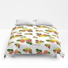Juicy Guava Comforters