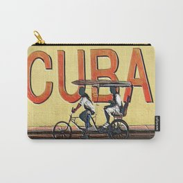 Viva Cuba Libre! Carry-All Pouch