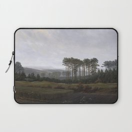 Caspar David Friedrich - The Times of Day - The Afternoon Laptop Sleeve
