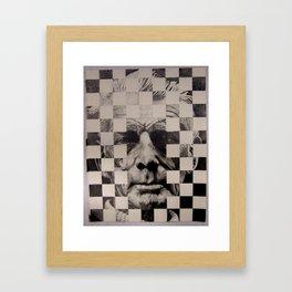 Beckett Framed Art Print
