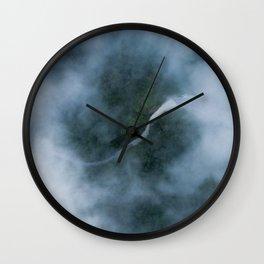 Cloudscape III Wall Clock