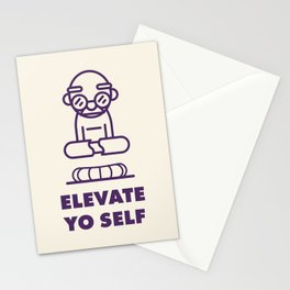 Elevate Yo Self Stationery Cards