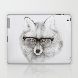 Fox Specs Laptop & iPad Skin