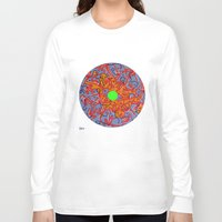 hell Long Sleeve T-shirts featuring Hell by Sandyshow