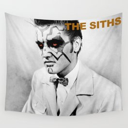 Sith Lords of the World Unite Wall Tapestry