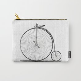 Penny-farthing. Carry-All Pouch