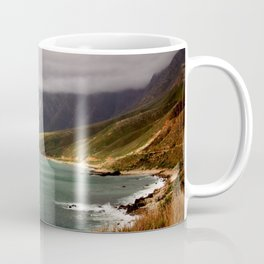 Western Cape Coastal Landscape Coffee Mug