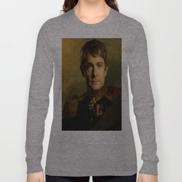 Soldier John Watson Long Sleeve T-shirt