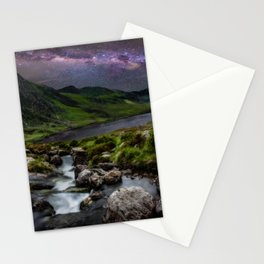 Tryfan by Starlight Stationery Cards