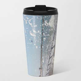Tel Aviv Metal Travel Mug
