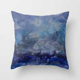 Rejoice and Shout! Throw Pillow
