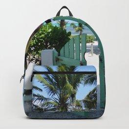 Gateway to Paradise #paradise #vaca  Backpack
