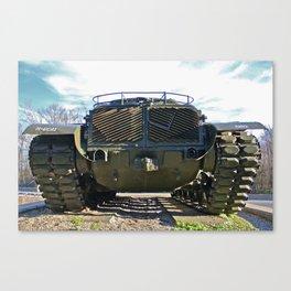 Tanker FOUR Canvas Print
