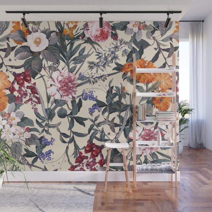 Romantic Garden XI Wall Mural