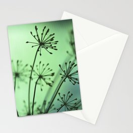 firing neurons Stationery Cards