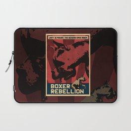 Boxer Rebellion  Laptop Sleeve