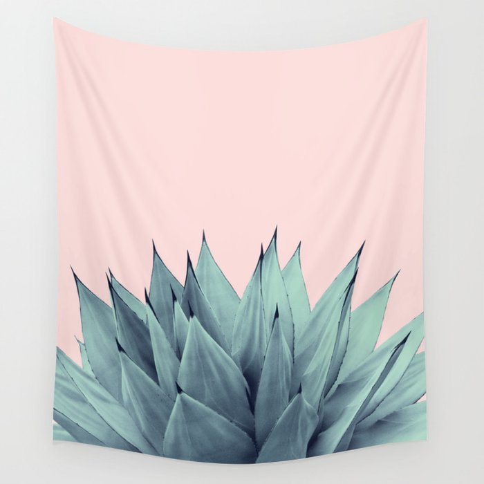 Agave Vibes #12 #tropical #decor #art #society6 Wall Tapestry