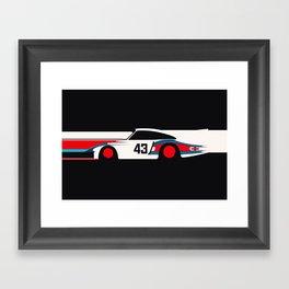 """935/70 """"Moby Dick"""" Framed Art Print"""