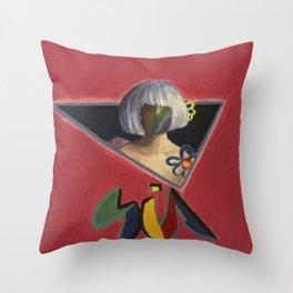 Sia Throw Pillow