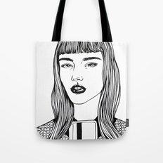 Inktober 09_2016 Tote Bag