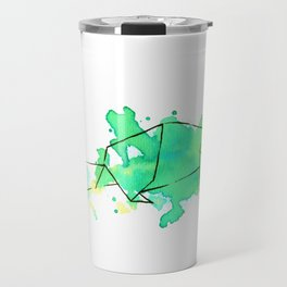 Origami: Ferret Travel Mug