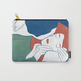 Romeo and Juliet, William Shakespeare Carry-All Pouch