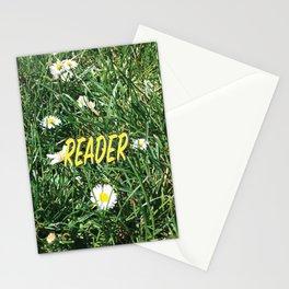 Reader Stationery Cards