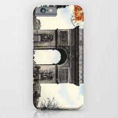 Antique / Vintage French Post Card - L'Arc De Triomphe De L'Etoile Slim Case iPhone 6s