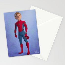 Spider Heroe Stationery Cards