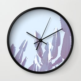 Pastels Wall Clock