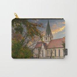 Monastery church Blaubeueren Carry-All Pouch