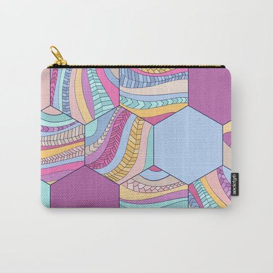 BRAIDSHEXSUMMER Carry-All Pouch