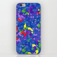 Geometry Sea iPhone & iPod Skin