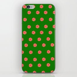 Xmas Candy iPhone Skin