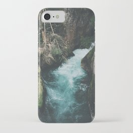 Avalanche Creek iPhone Case