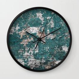 Manchester Wall Mural Wall Clock