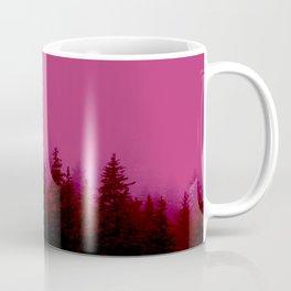 Alaskan Fog 0388 - Raspberry Coffee Mug