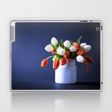 She Bought her own Flowers Laptop & iPad Skin