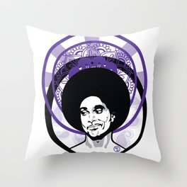 Memoriam  Throw Pillow