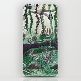 Forest / Bosque iPhone Skin
