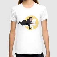 tintin T-shirts featuring Sherlock Adventures by jasesa