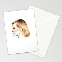 Cate Blanchett Stationery Cards